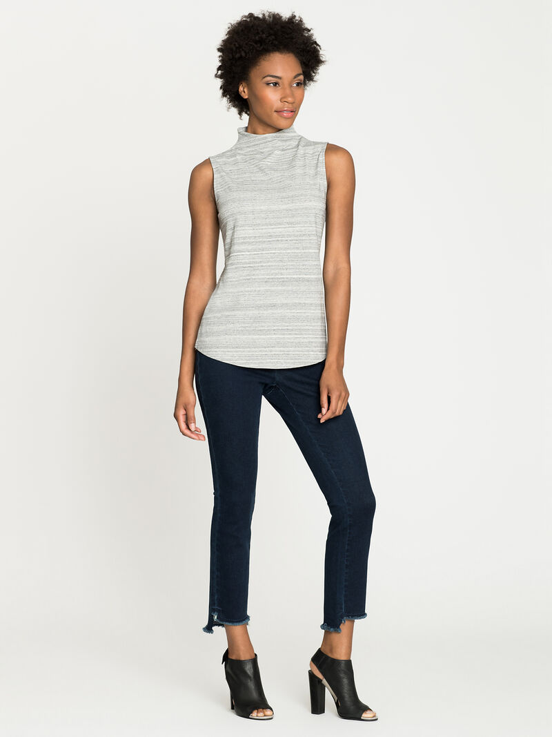 Perfect Mock Neck Tank image number 3