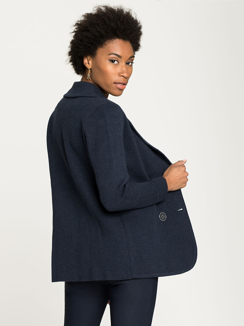 Polished Peacoat Jacket image number 1