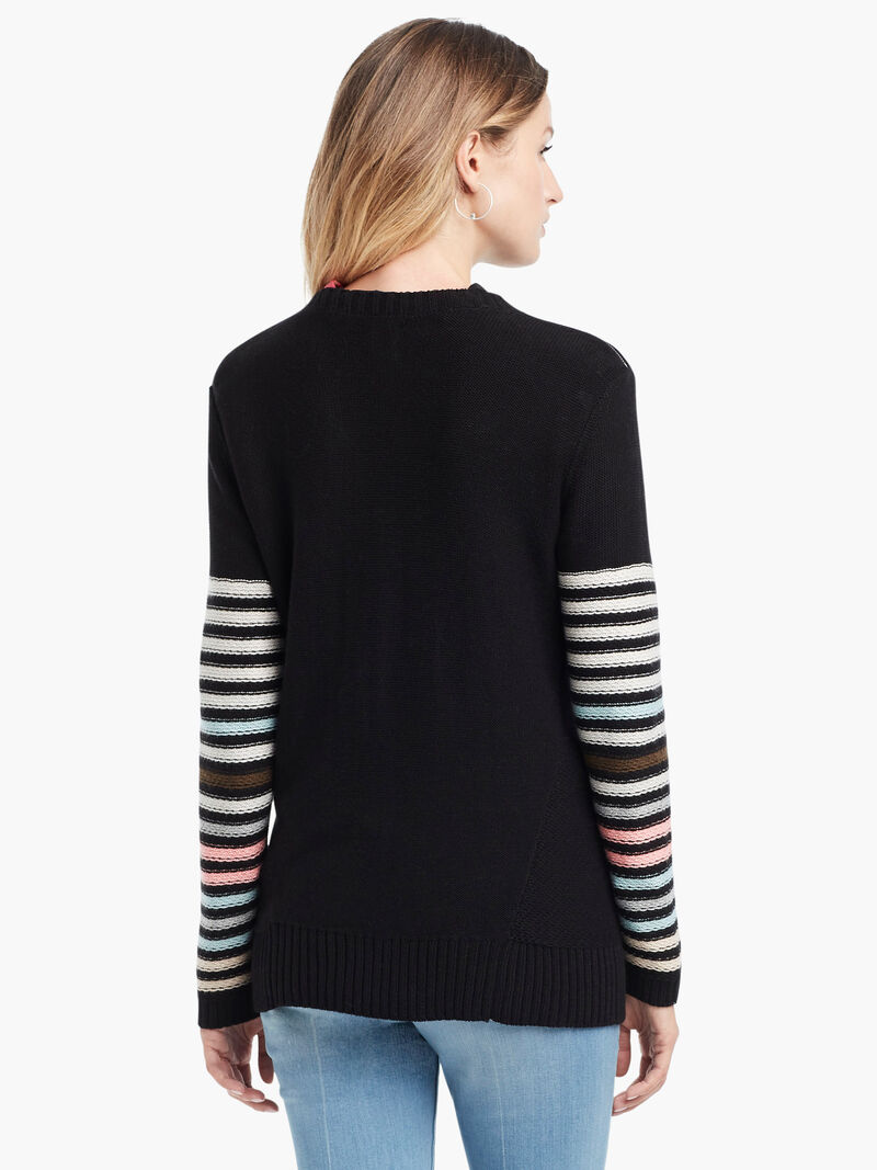 Inner Stripe Sweaterimage number 3