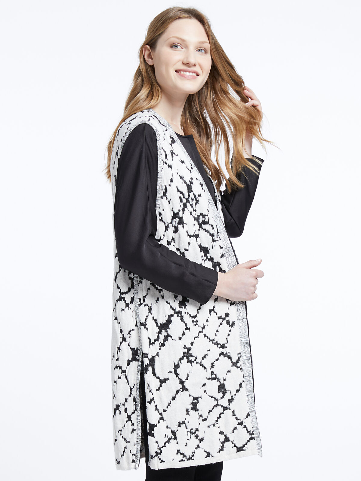 Groove Sweater Vest