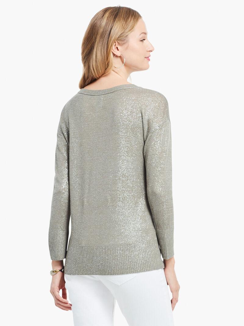 Subtle Shine Sweater image number 2