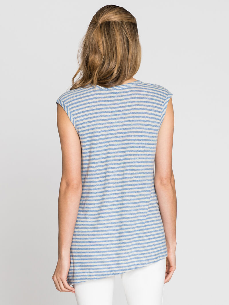 Chill Stripe Tee image number 1