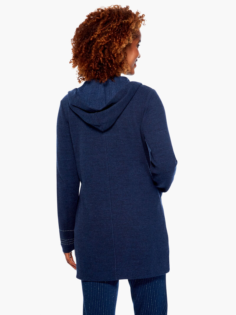 Here Or There Hooded Jacket image number 2