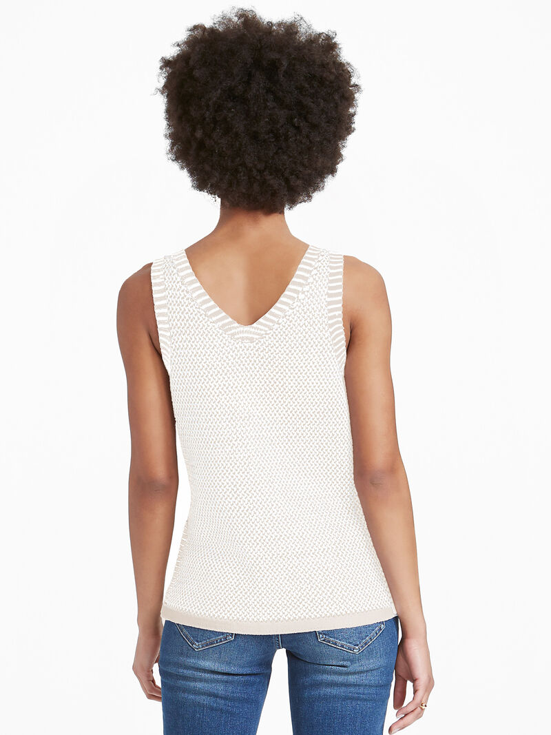 Saratoga Sweater Tank image number 2