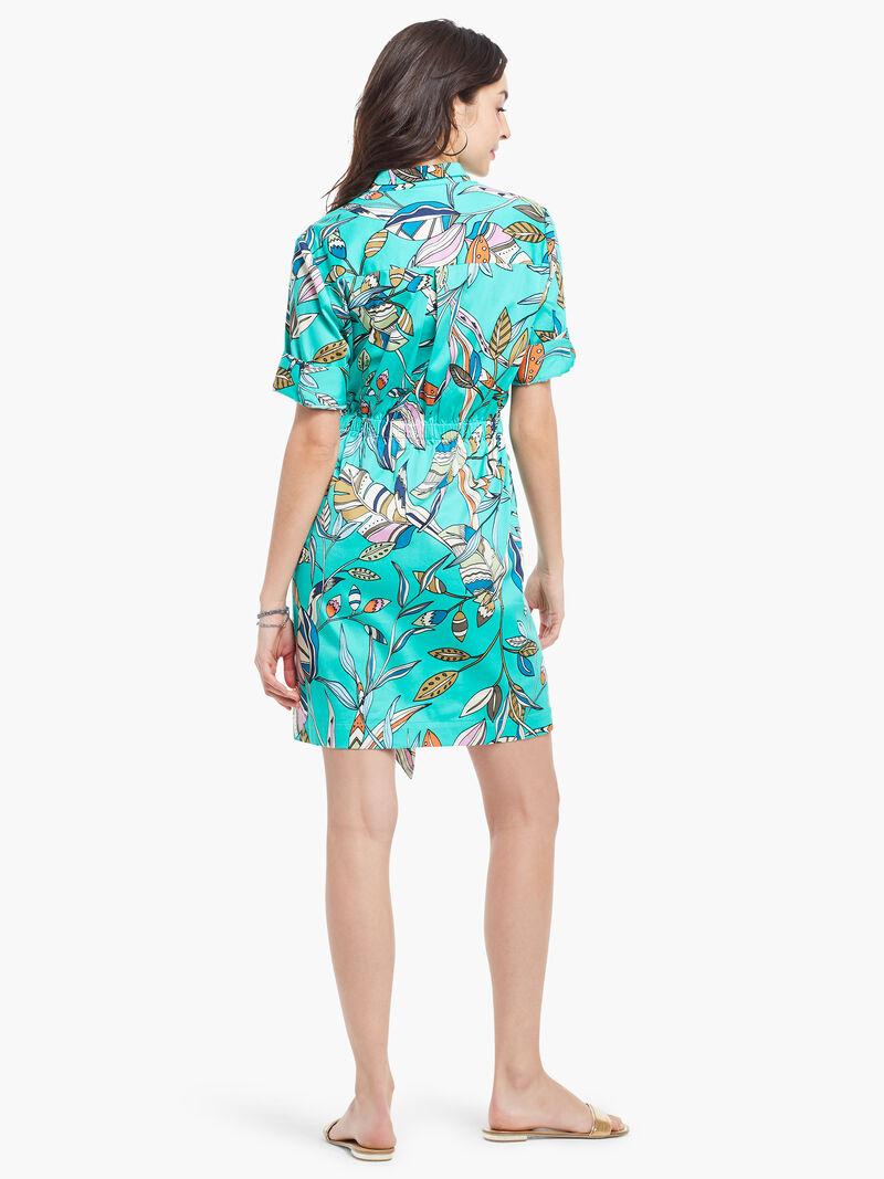 Riviera Botanic Shirt Dress image number 3