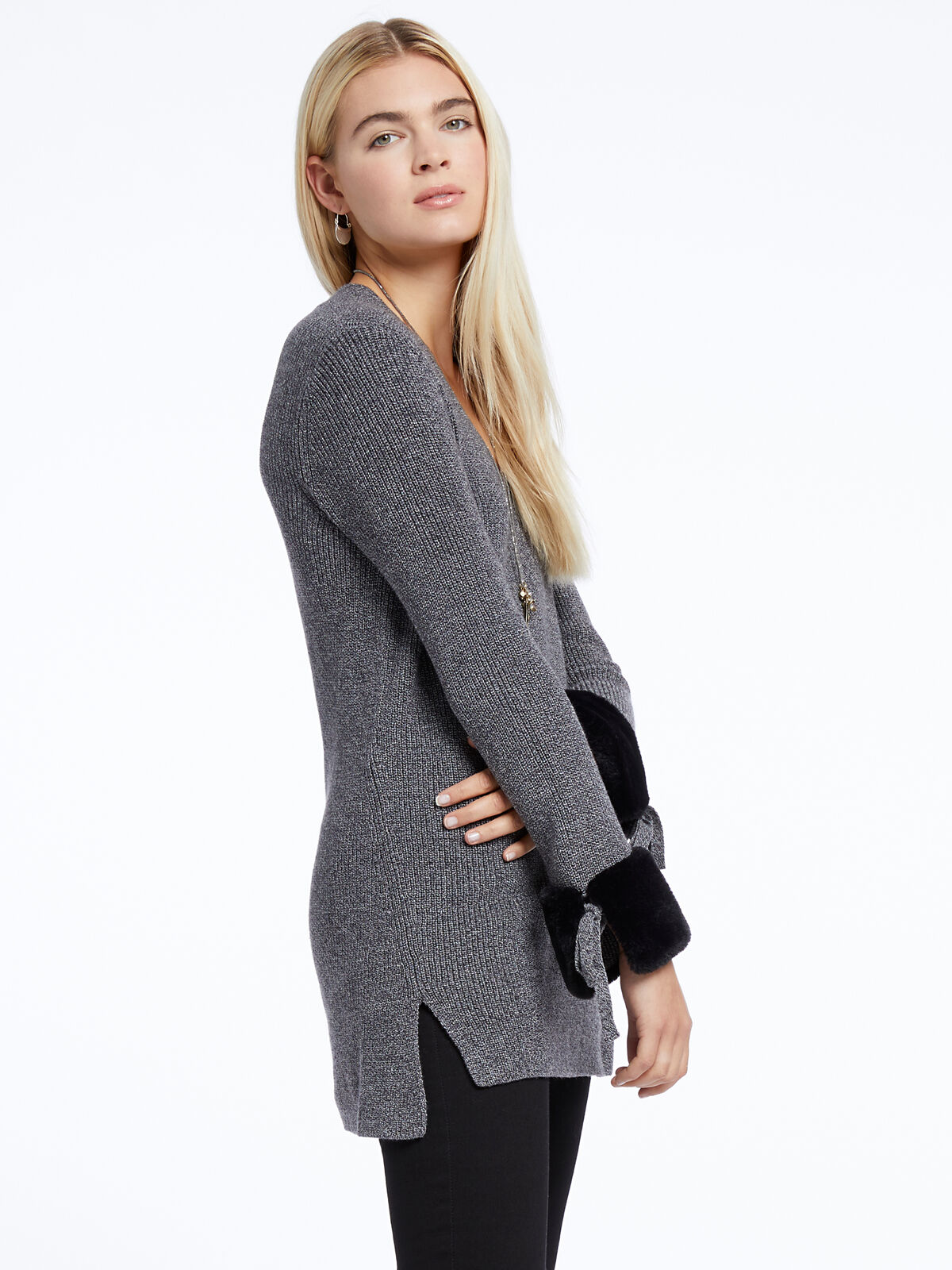 Warm And Fuzzy Sweater