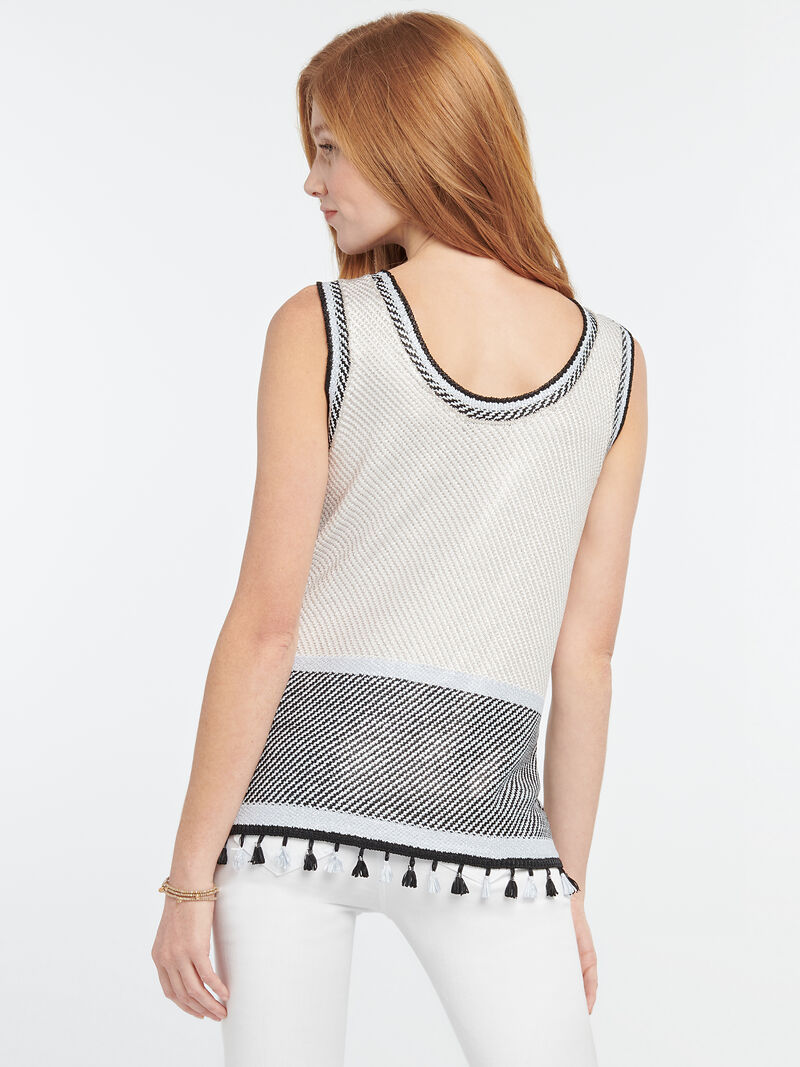 Lantana Sweater Tank image number 2