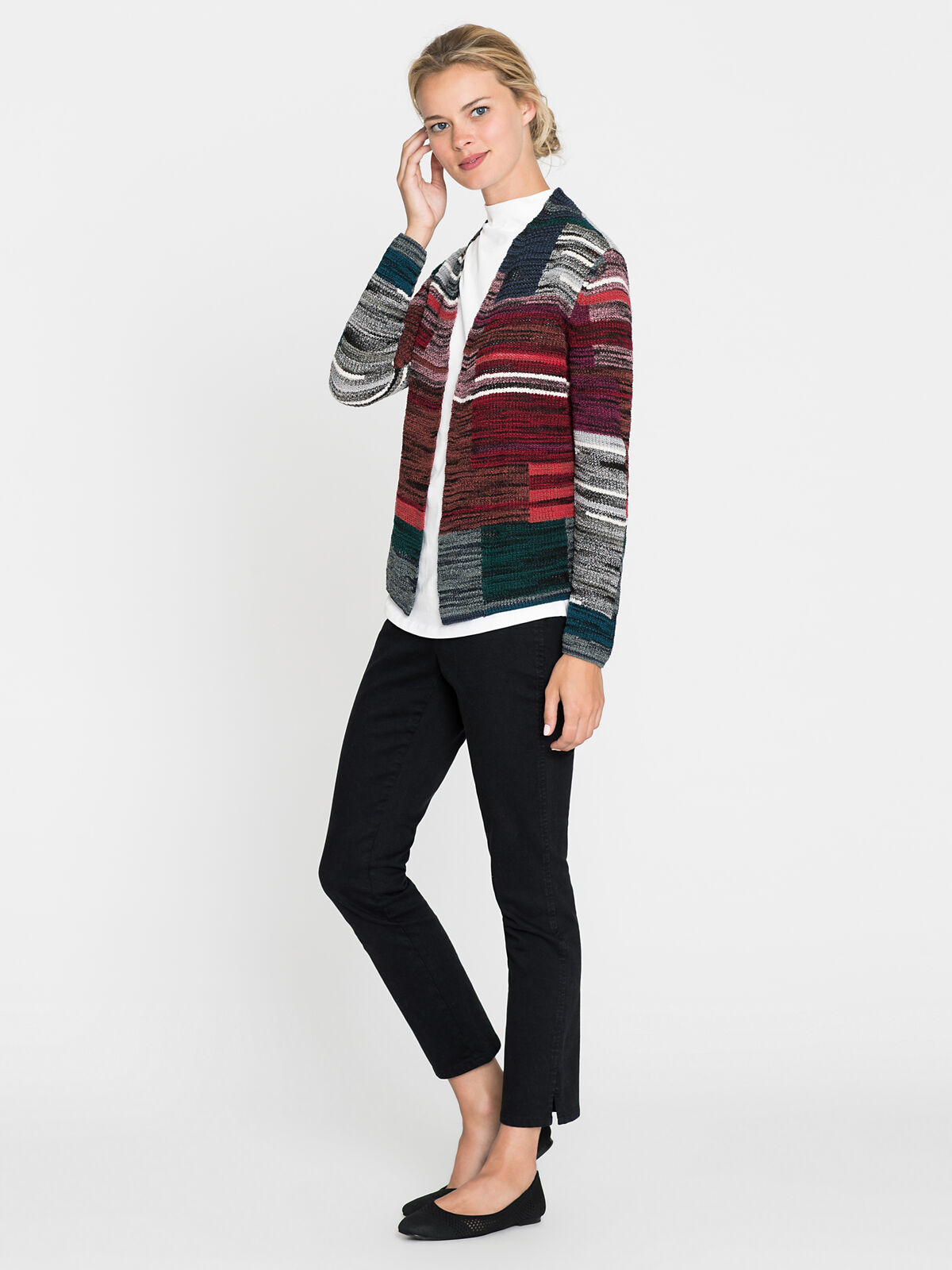 Total Eclipse 4-Way Cardigan