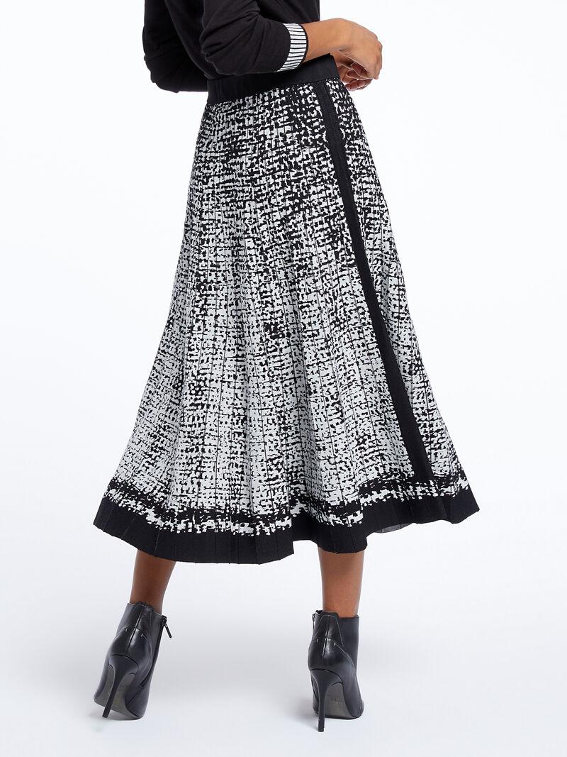 Marvel Jacquard Skirt image number 3