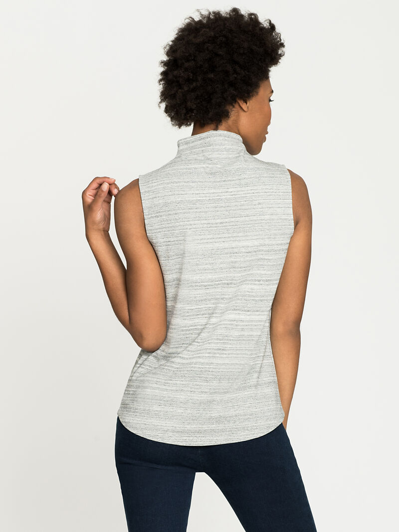 Perfect Mock Neck Tank image number 1