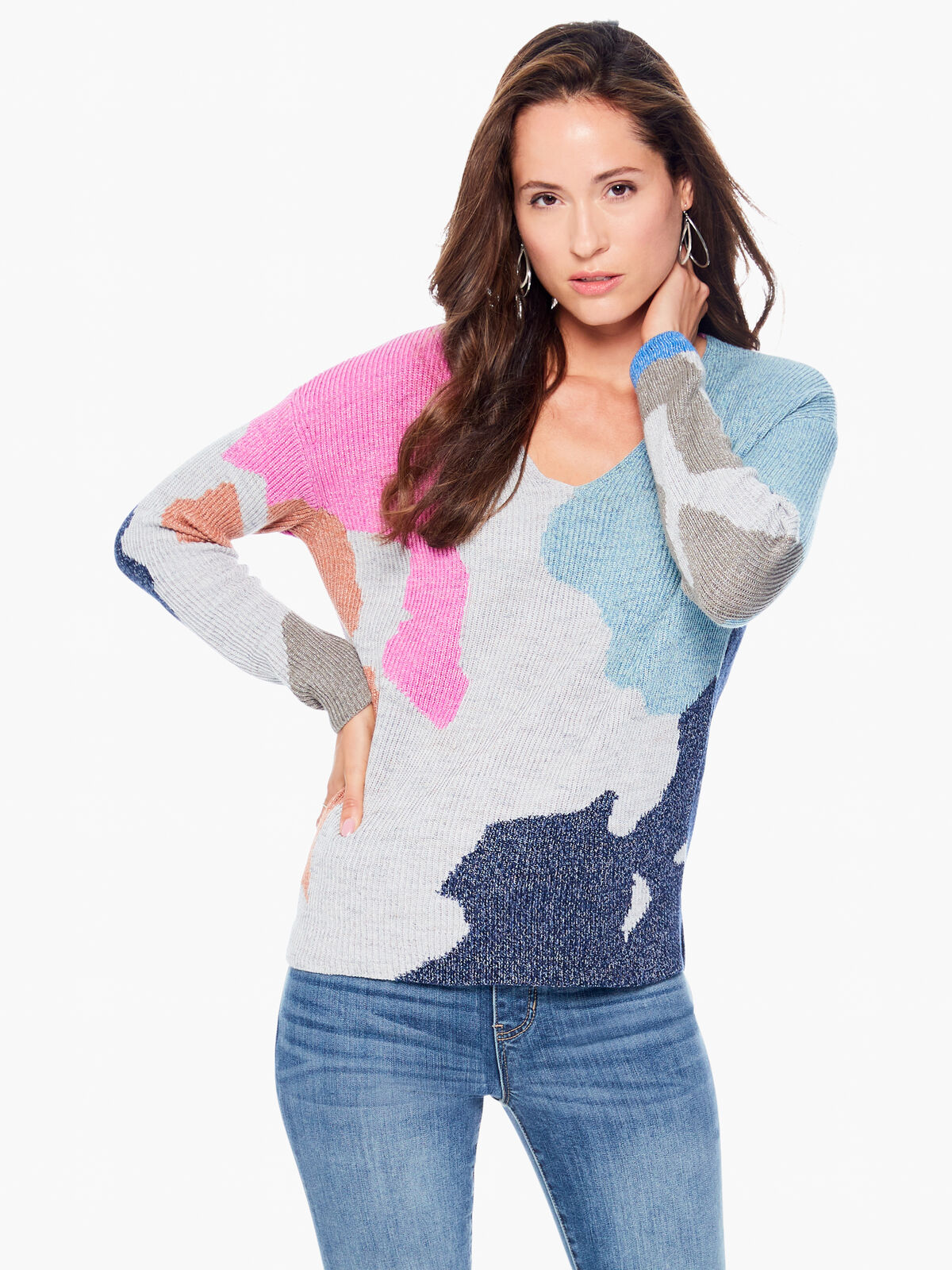 Puzzle Time Sweater
