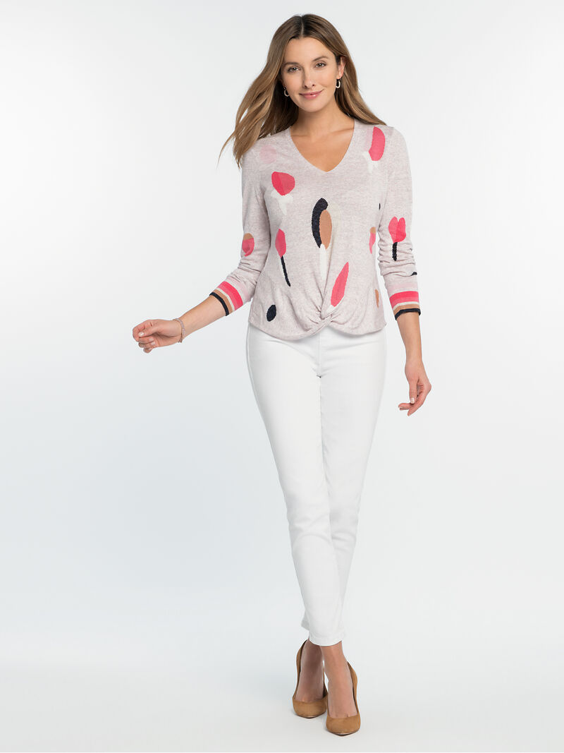 Rose Garden Sweater image number 3