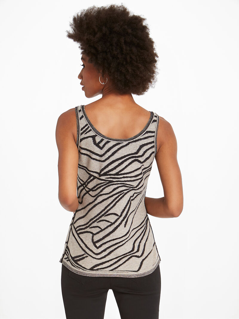 Inner Strength Sweater Tank image number 2