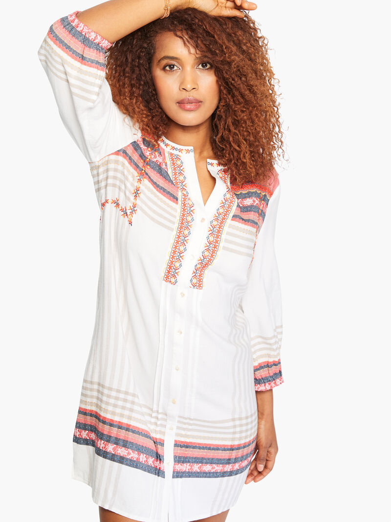 Around Town Tunic Dress