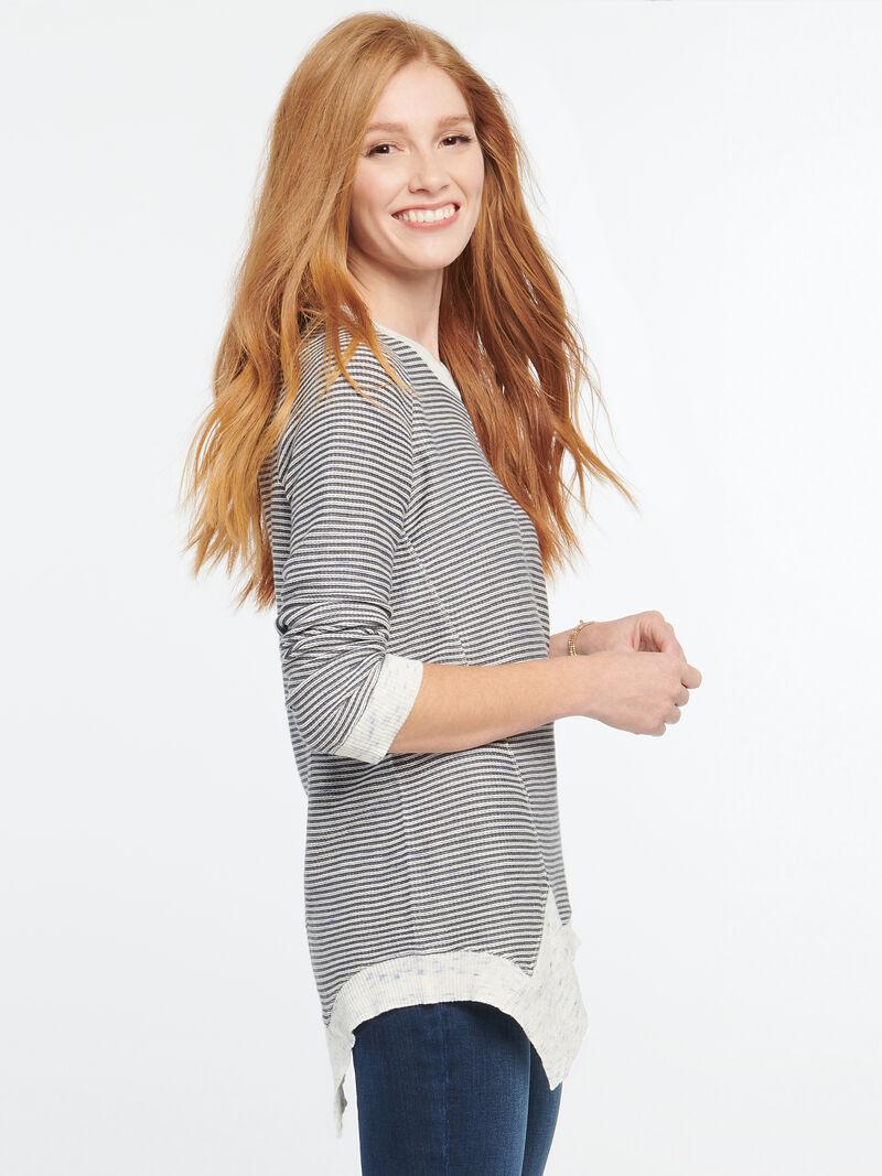Striped Spring Fling Sweater image number 1