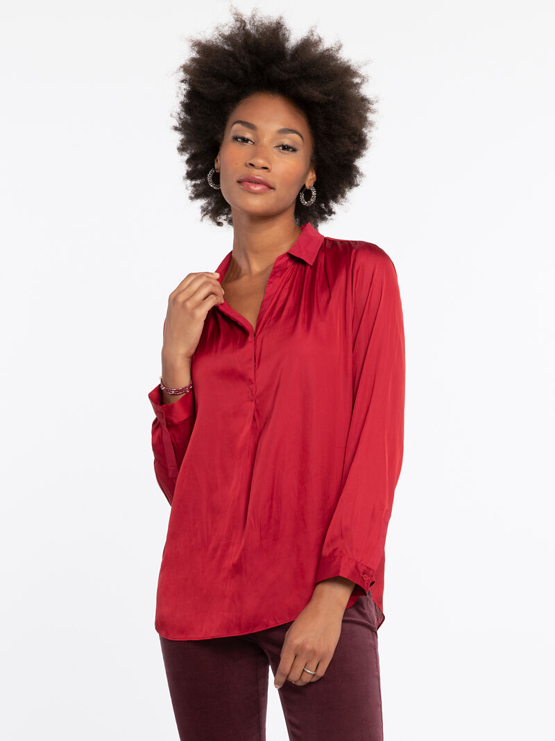 Holiday Show Blouse
