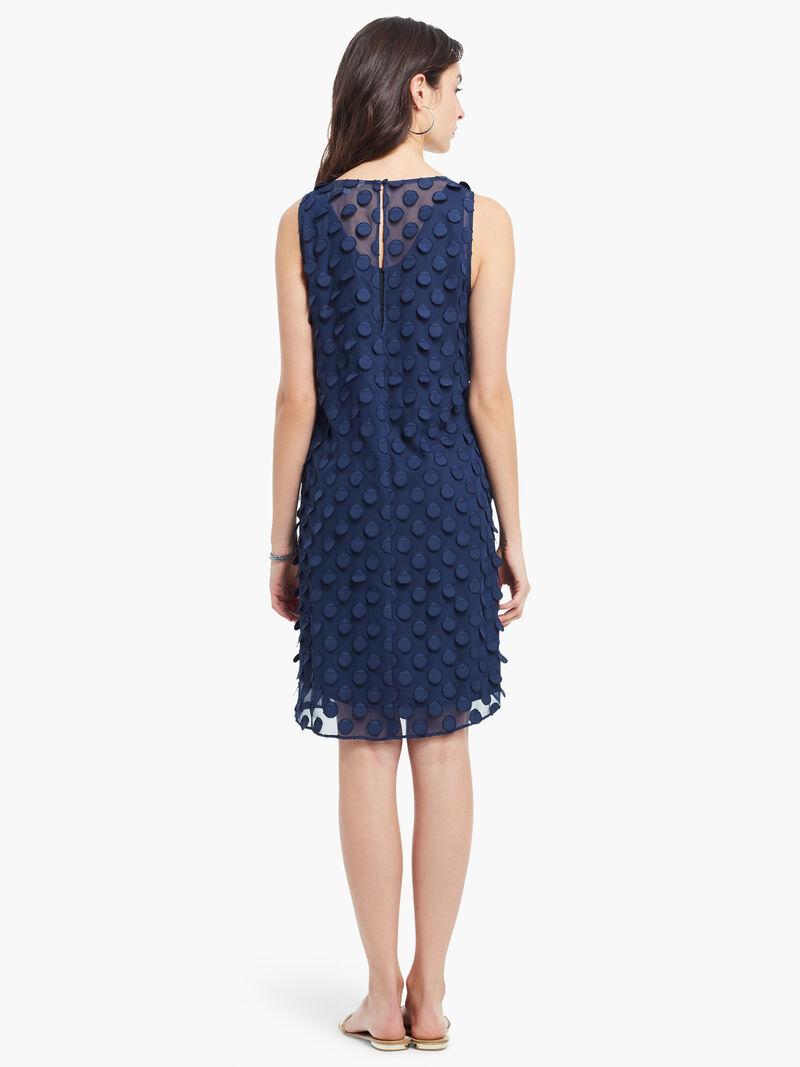 Chiffon Dot Dress image number 3