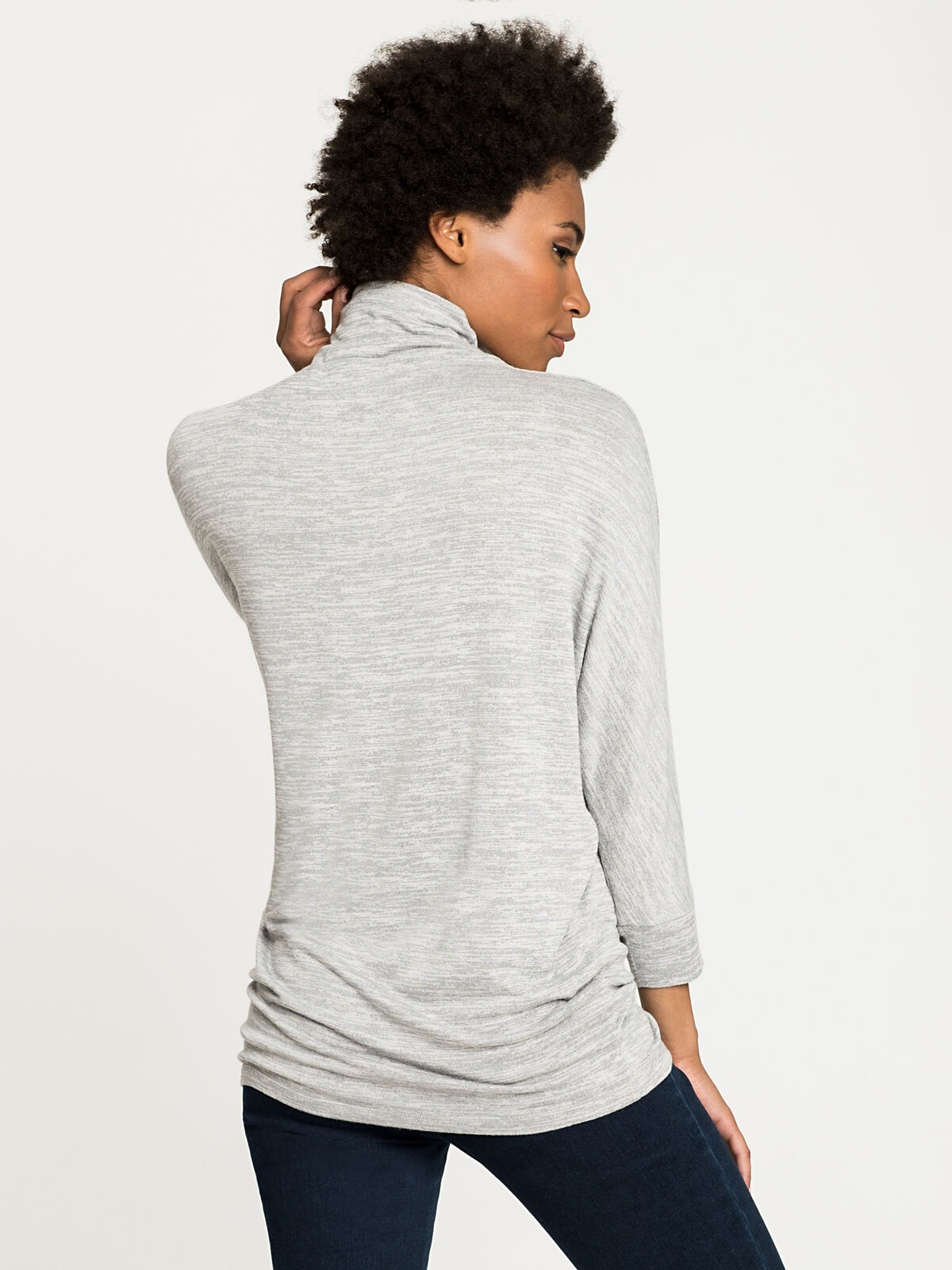 Every Occasion Mock Top