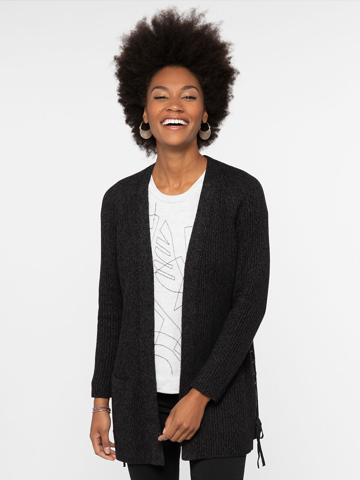 WRAP UP CARDIGAN