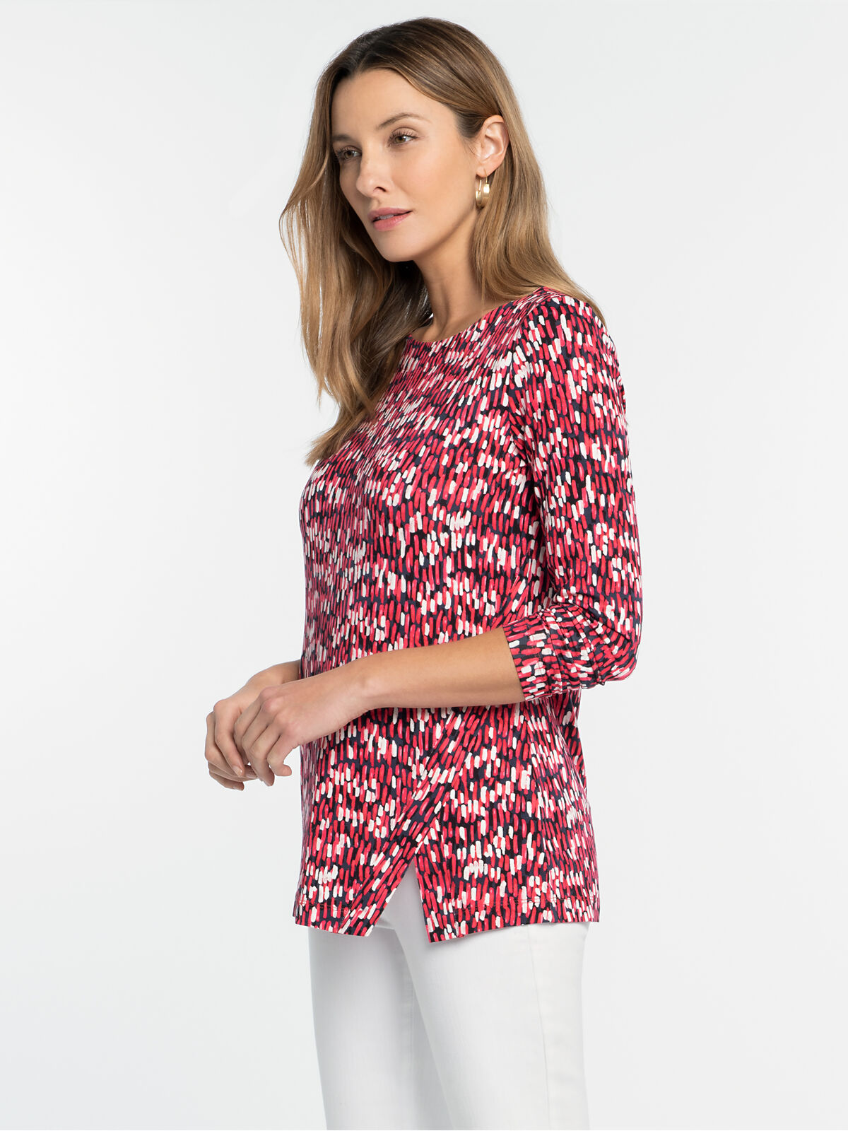 Bright Burst Top