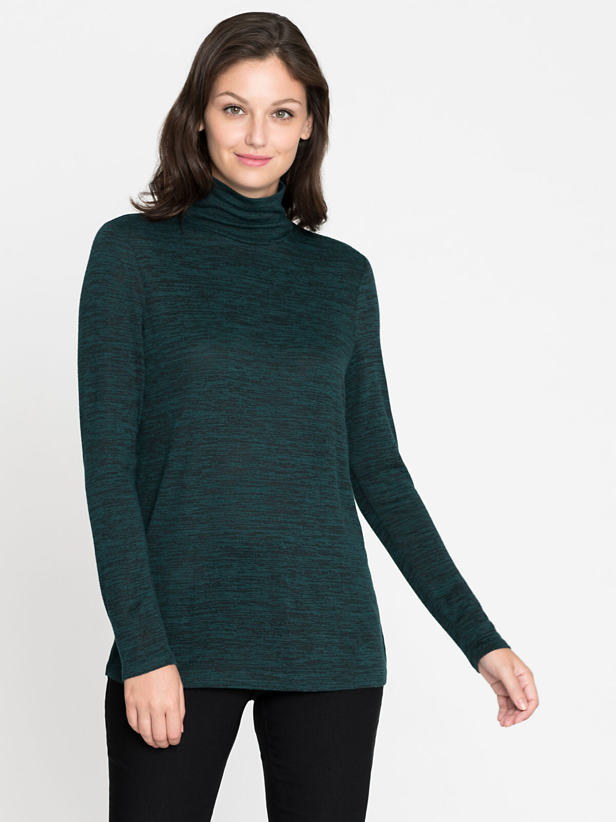 Every Occasion New Mock Top