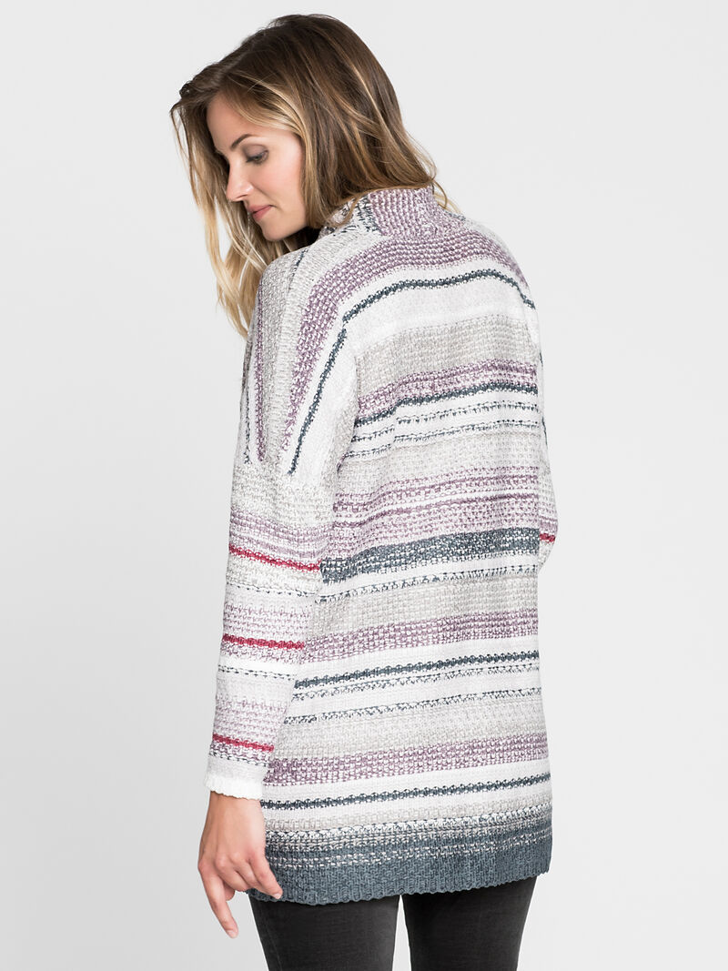 Sunset Stripe Cardigan