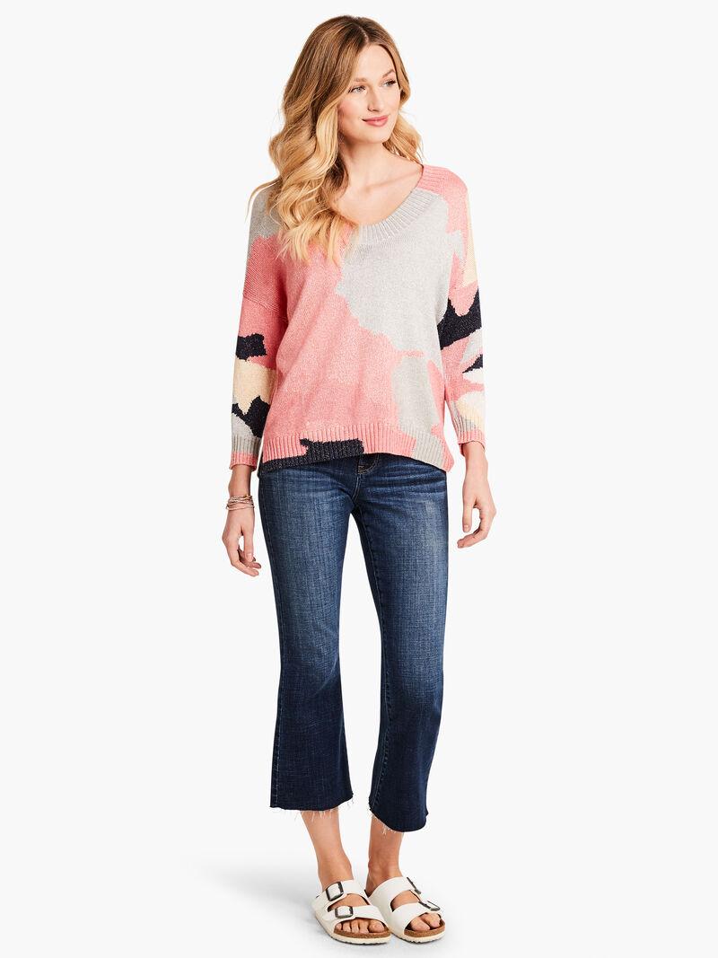 Citrus Splash Sweater image number 4