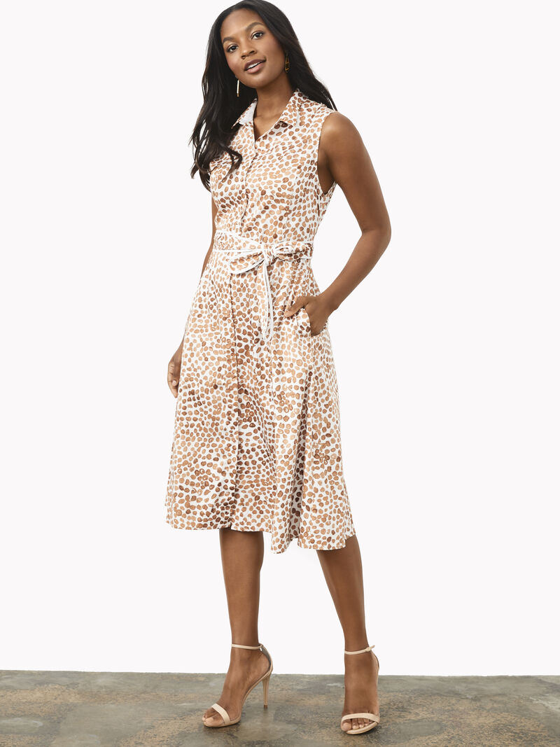 Copper Kiss Shirt Dress image number 0