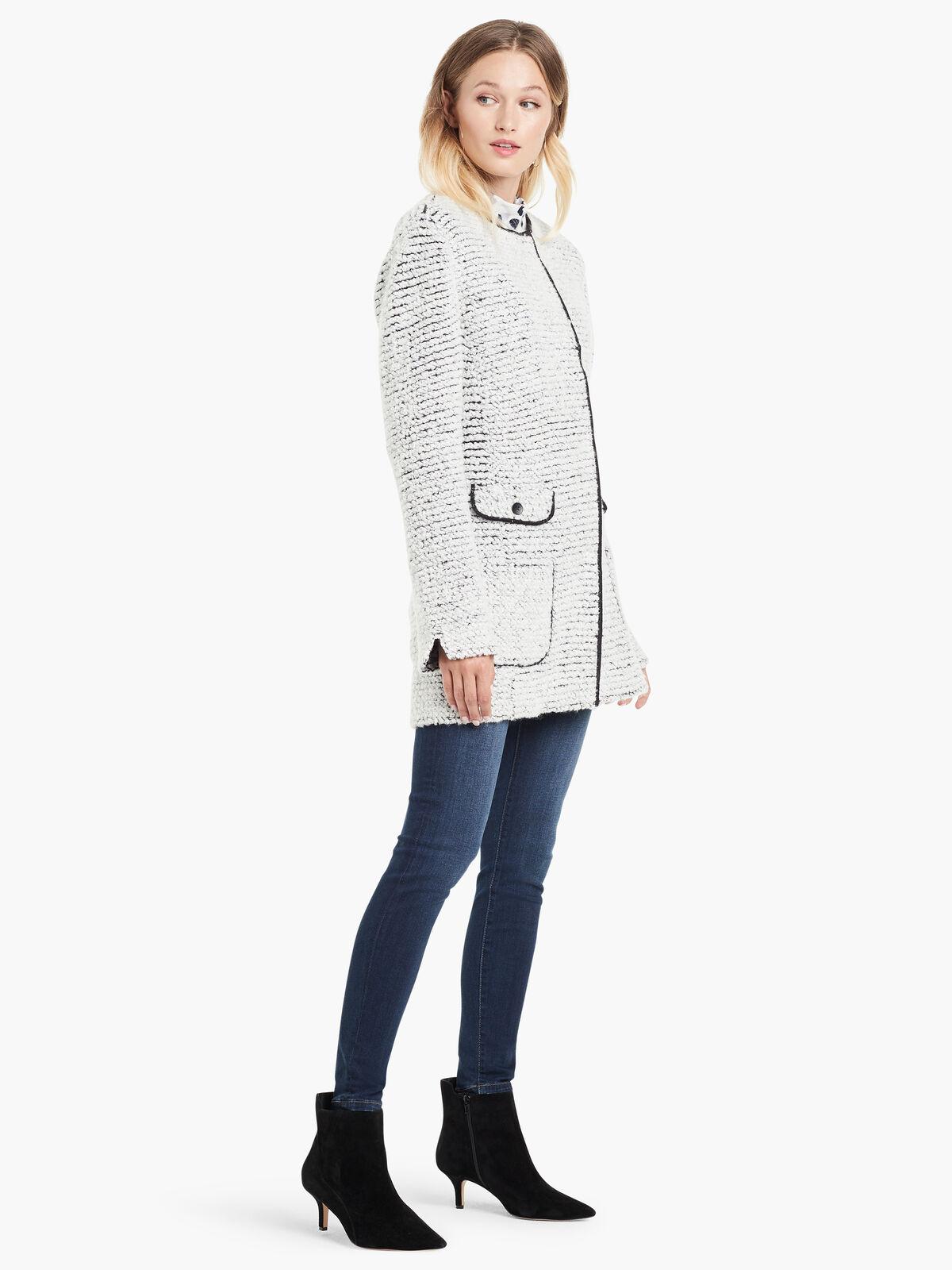 Snow Leopard Jacket