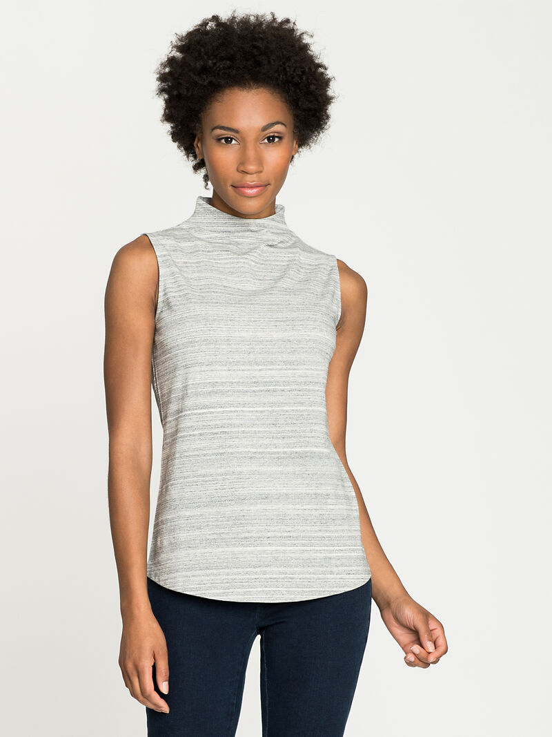 Perfect Mock Neck Tank image number 0