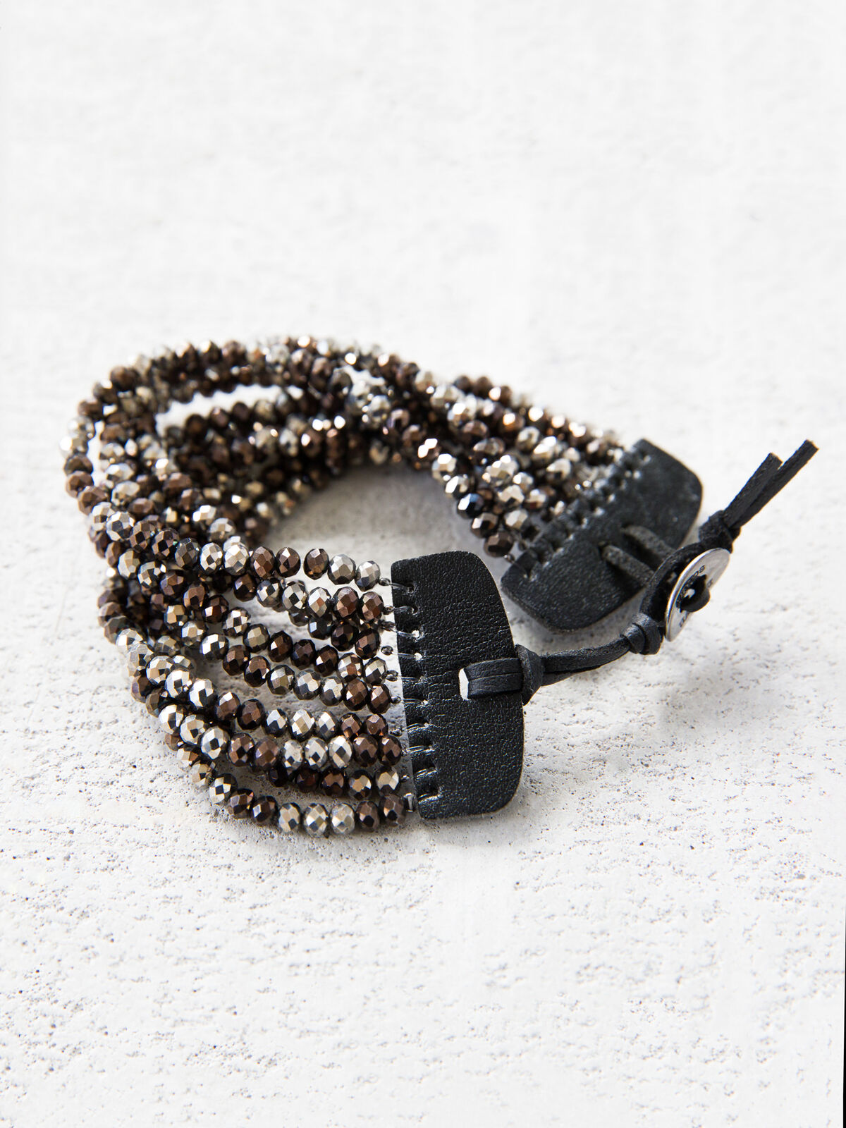 Beaded Strand Bracelet