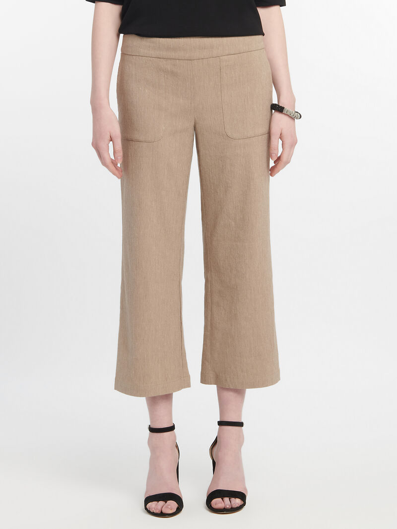 Here Or There Crop Pant