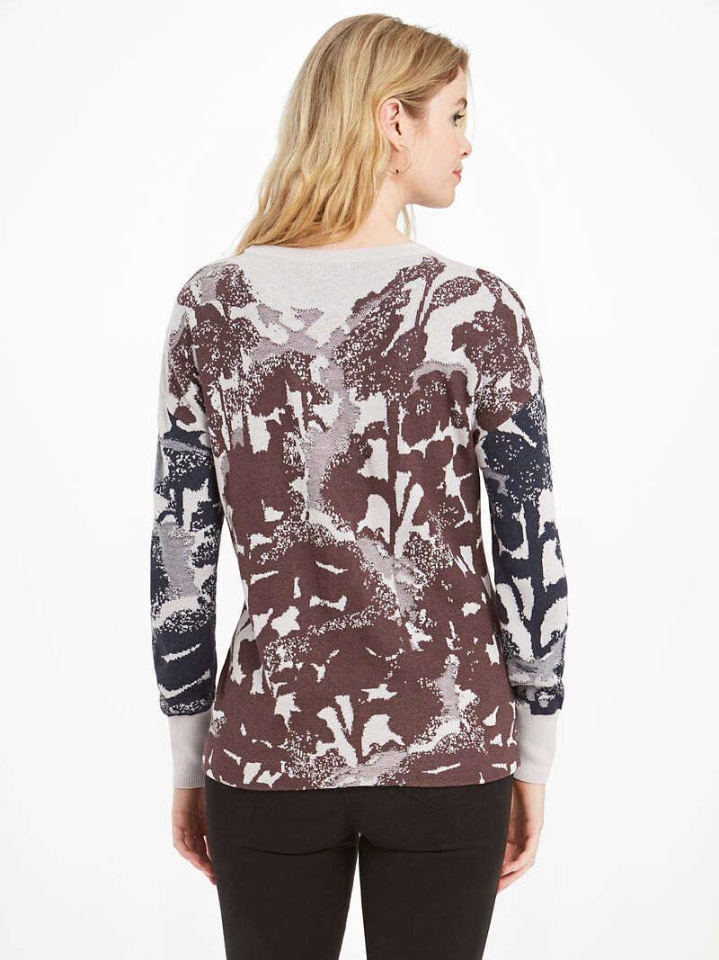 Black Roses Sweater image number 2