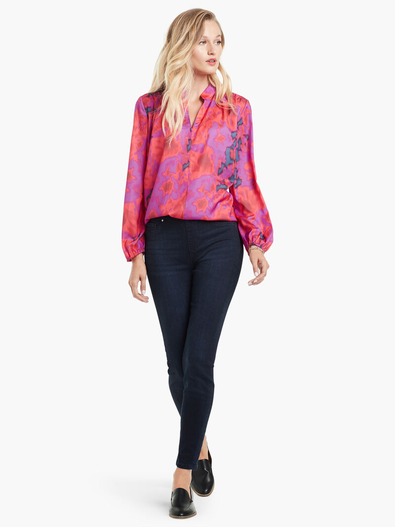 Arctic Glow Blouse image number 3