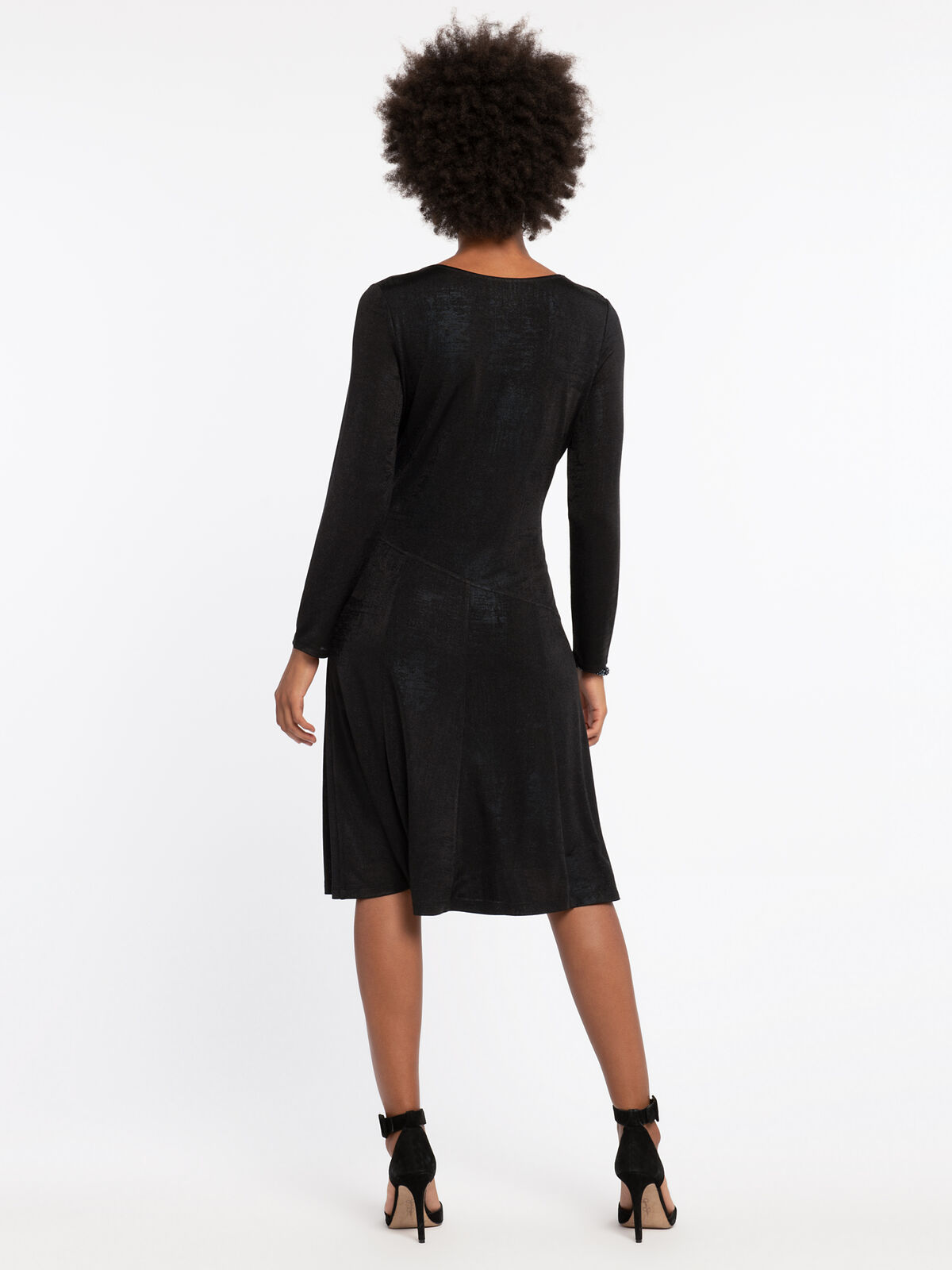 Dusk Wrap Dress
