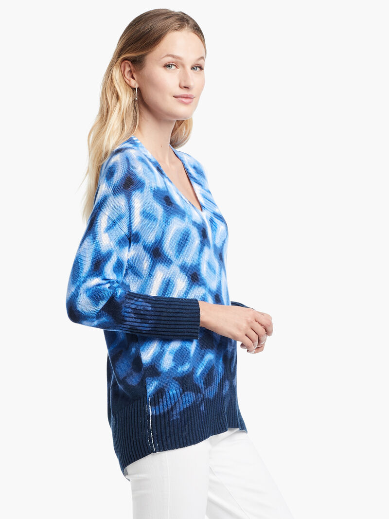 Shibori Sweater image number 2