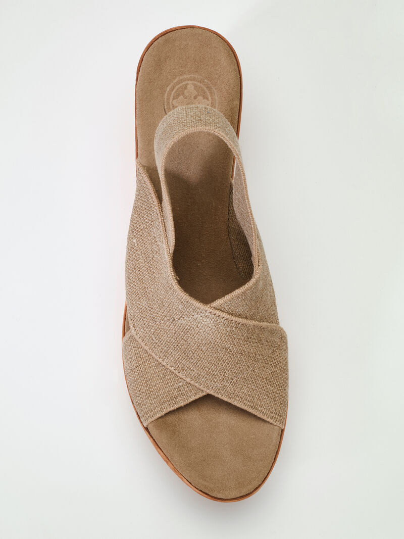 Charleston Shoe Co. Medium Wedge Sandal image number 2