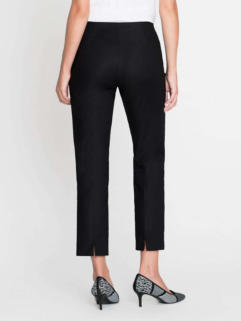 Perfect Pant Side Zip Ankle image number 3