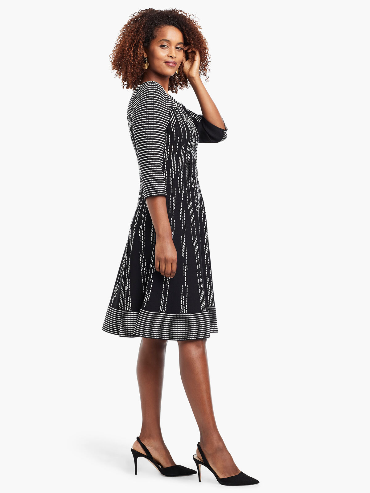 Dashing Out Twirl Dress