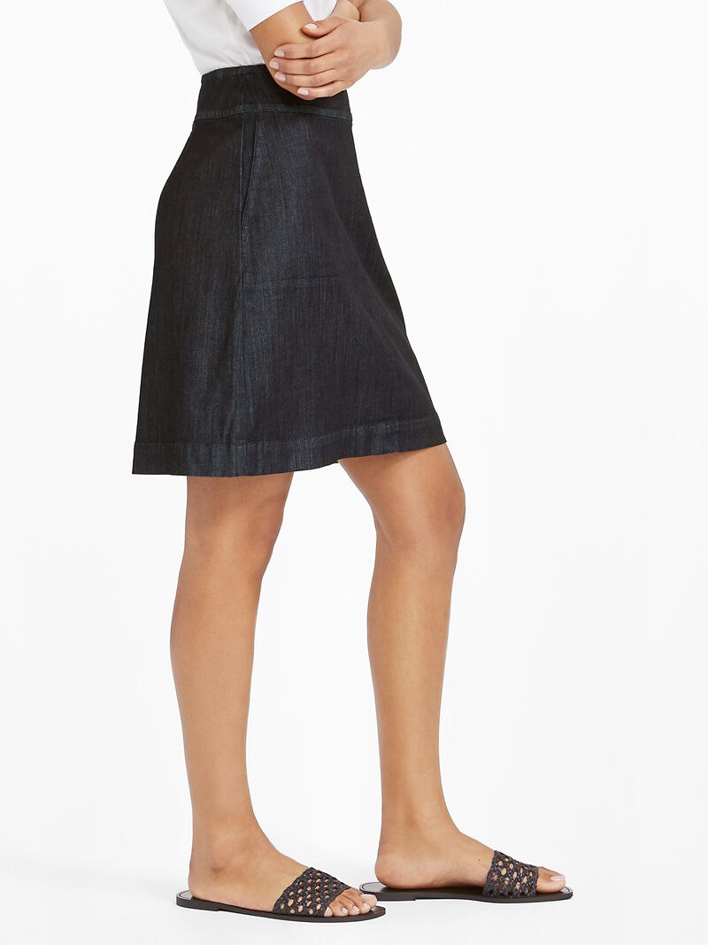 All Day Denim Skirt image number 2