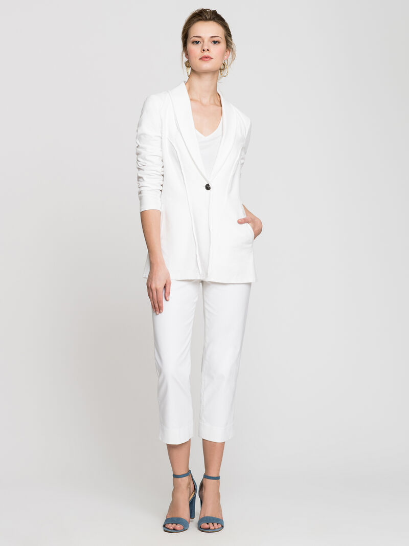 The Perfect Pant Side Zip Crop image number 0