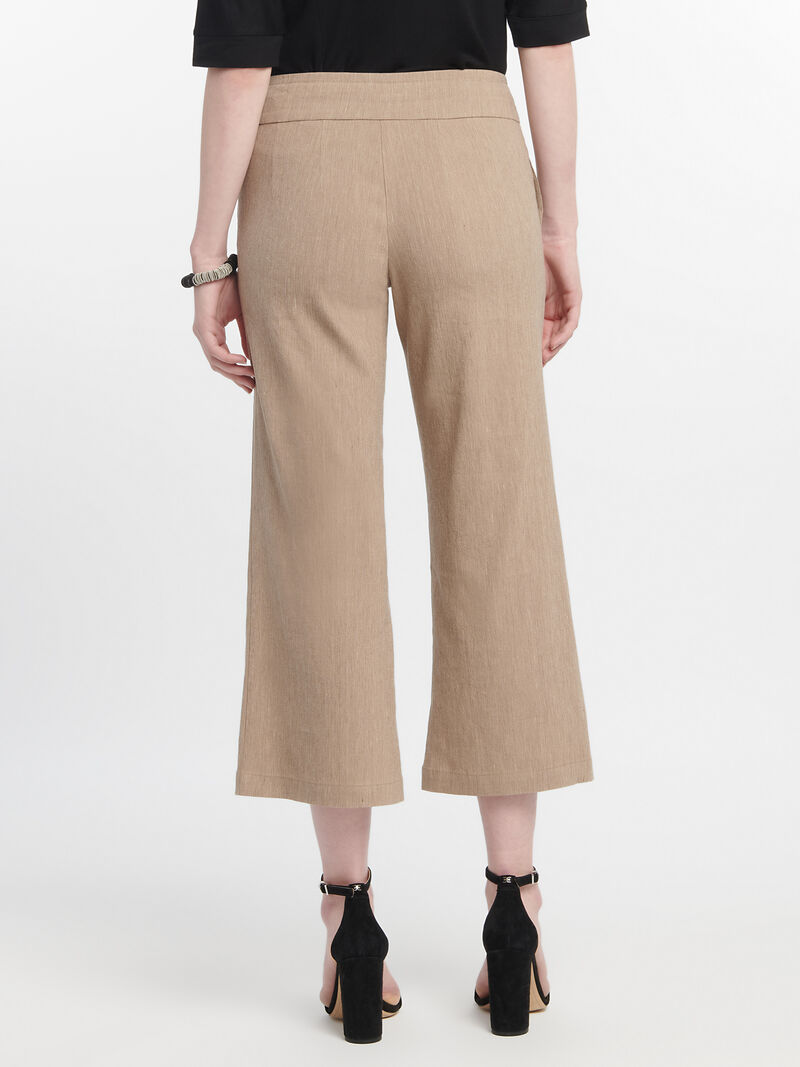 Here Or There Crop Pant image number 3
