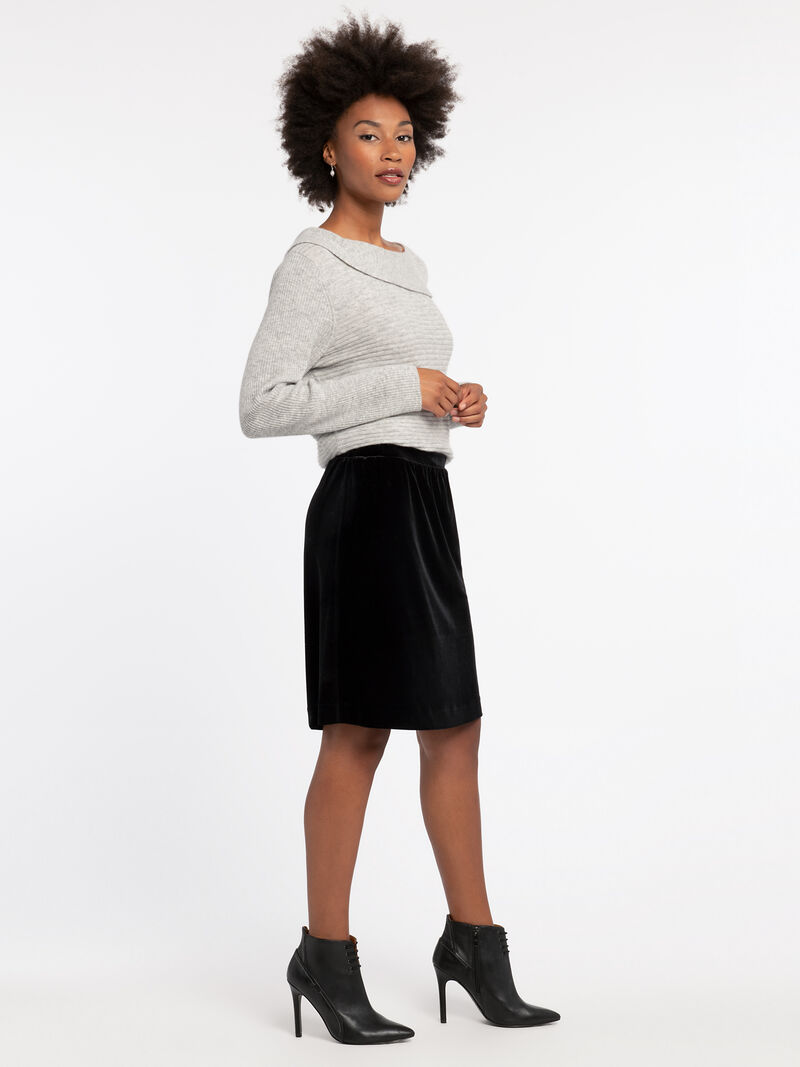 Darling Velvet Skirt image number 0