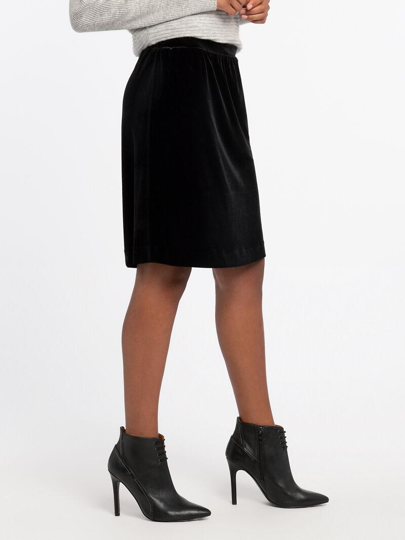 Darling Velvet Skirt image number 2