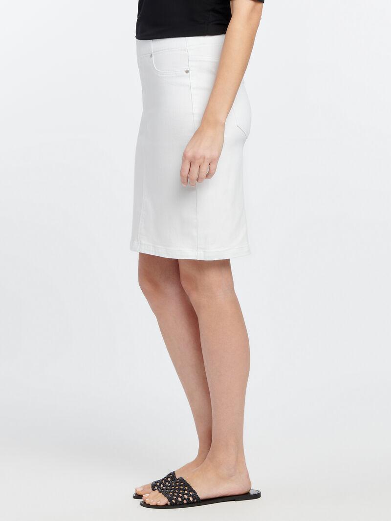 Liverpool - Chloe Pull On Pencil Skirt image number 2