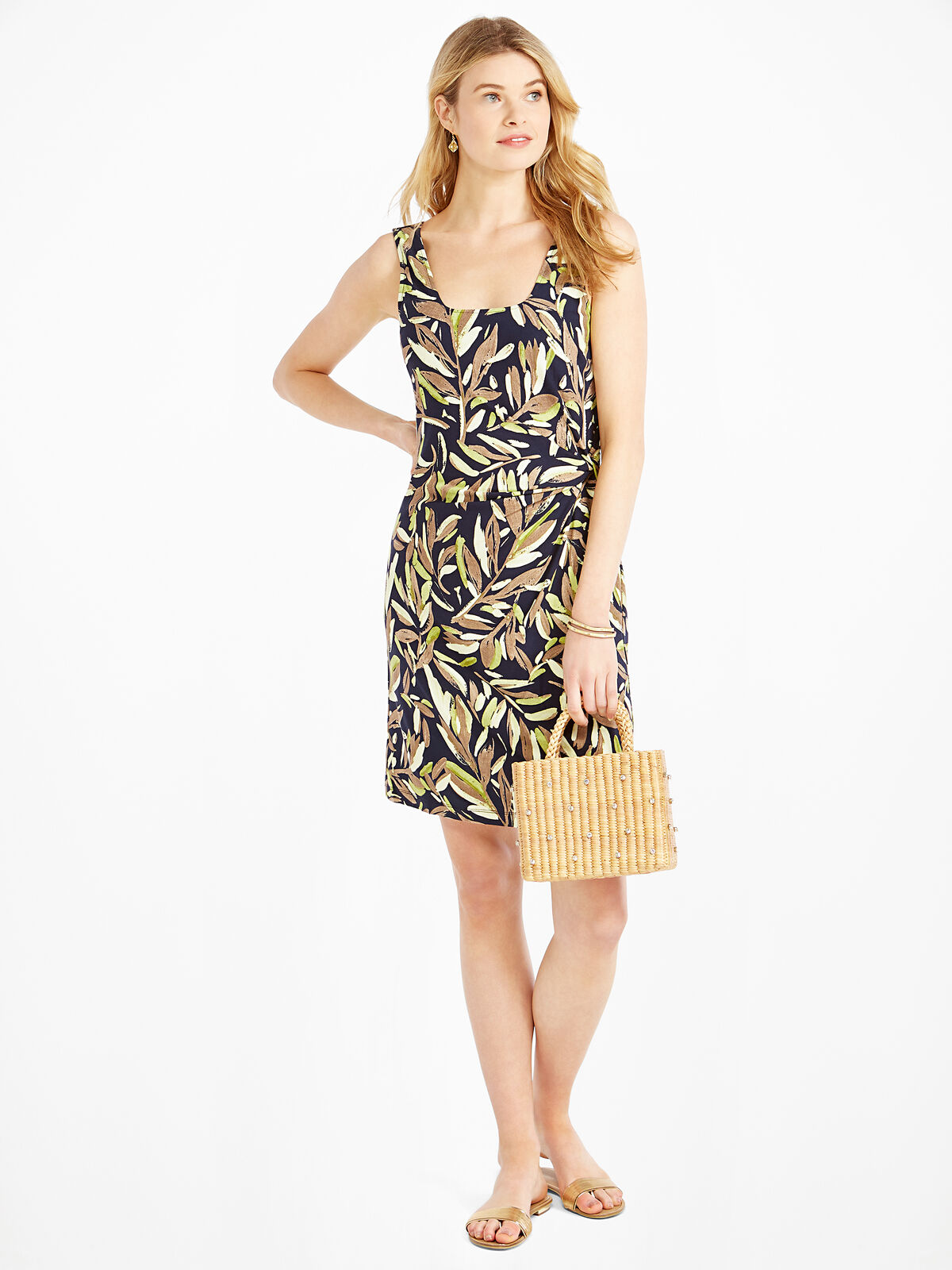 Tropics Dress