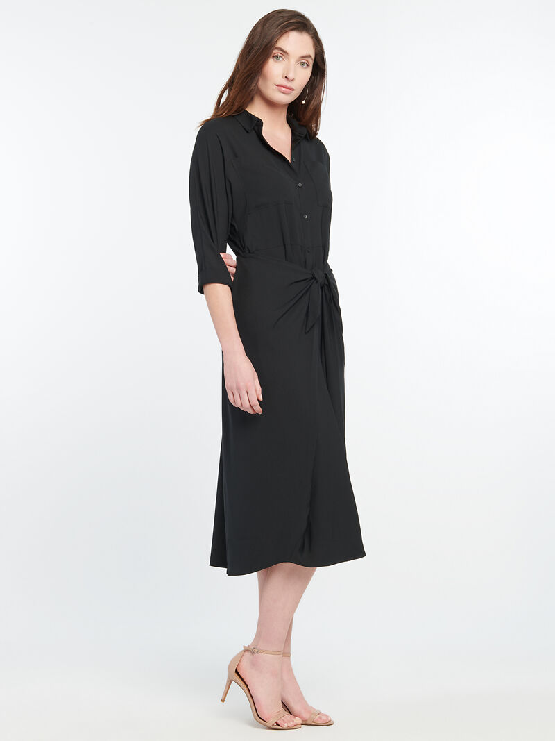 Picnic Shirt Dress