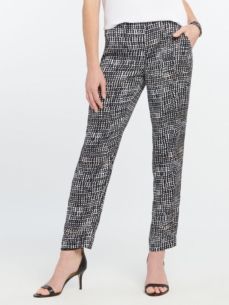 DOTTED LINES PANT