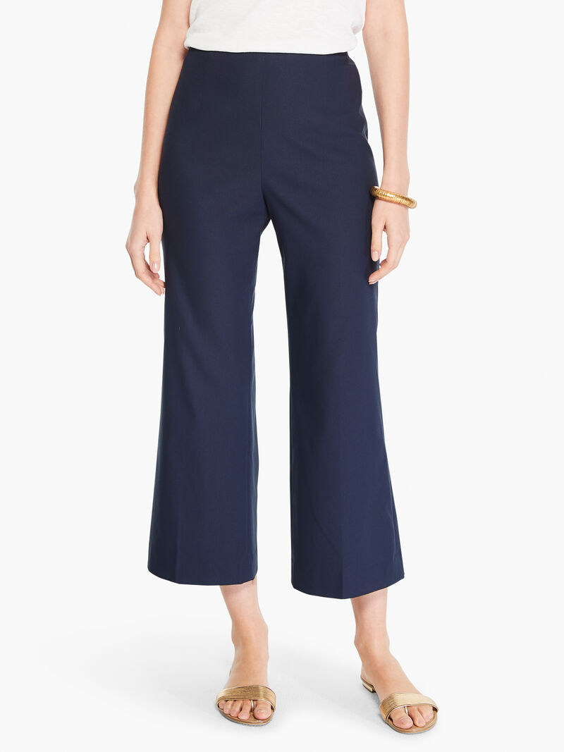 Everyday Crop Polished Wonderstretch Pant