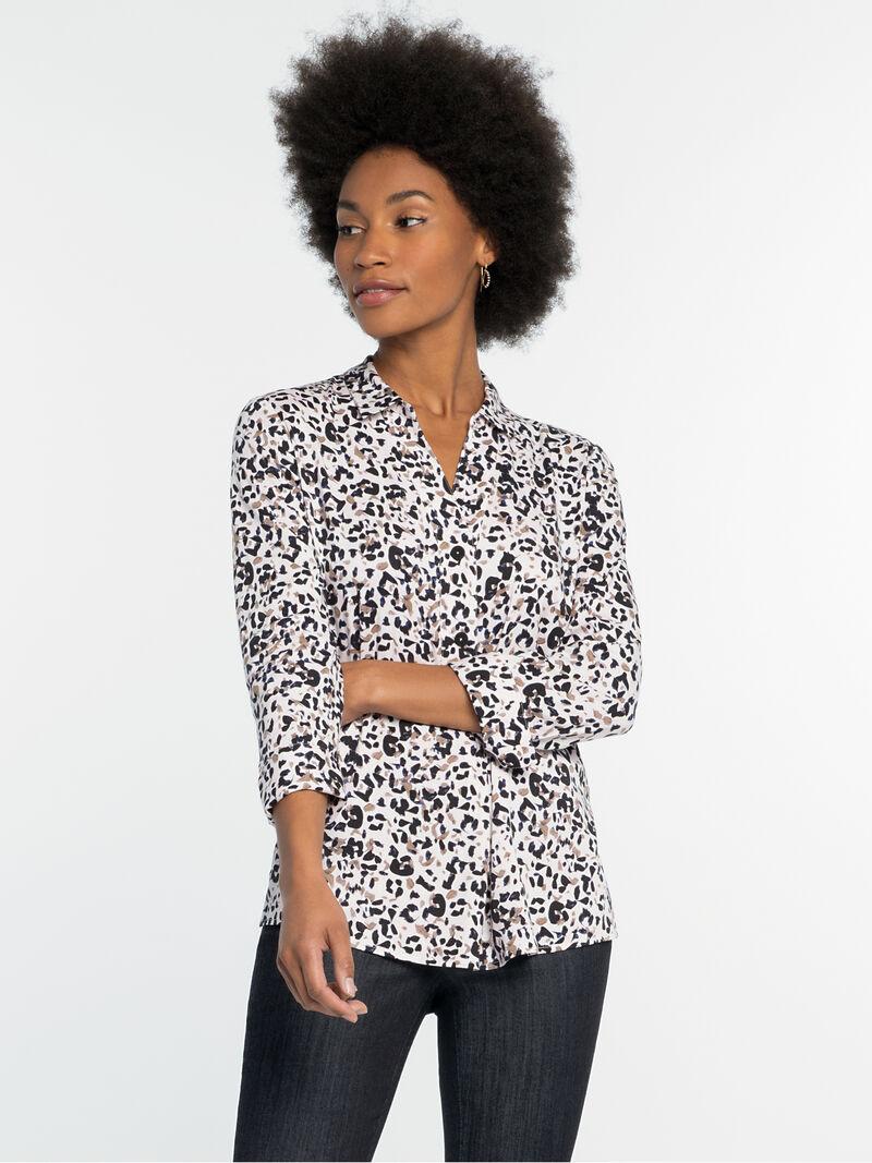 Femme Cheetah Shirt image number 0